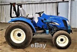 New Holland TC34DA Tractor 4x4 4WD T2220 Boomer Kubota tc34 tc35 tc33