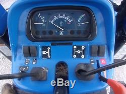 New Holland TC48DA Tractor & Loader CAN SHIP @ $1.85 loaded mile Nice Unit