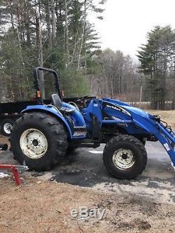 New Holland TC55DA Diesel Tractor