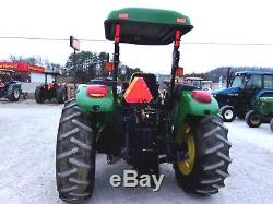 Nice! 2004 John Deere 5320 4x4 Tractor & Loader CAN SHIP @ $1.85 MIle