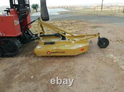 Nortrac 35XTD Tractor Dozer 6 Way Blade 3 Point Hitch PTO 120 Hours Bulldozer
