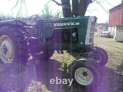 Oliver 1855 turbo tractor