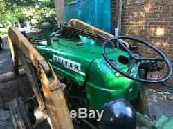 Oliver 550 Tractor