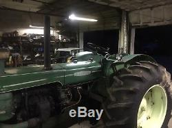 Oliver 990 Pulling Tractor