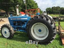 Rare Ford 4X4 4000 Tractor