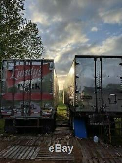 Self Contained Tractor Trailer Mushroom Farm 150Lbs/week Shipping Container Grow