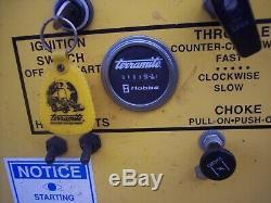 Terramite T5C Compact Backhoe