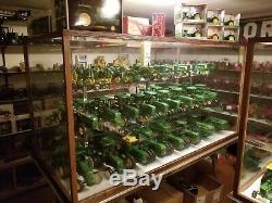 Toy Tractor And Farm Machinery Collection Ertl Eska John Deere IH Farmall