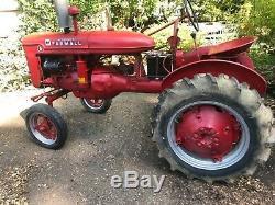 Tractor 1932 Farmall A