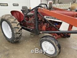 Tractor International Loader