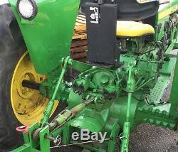 USED John Deere 2640 Tractor