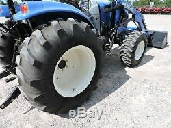 Used 2014 New Holland Boomer 47 Tractor & Loader! Shuttle Transmission