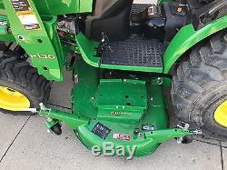 Used John Deere 2032R Tractor Loader Mower