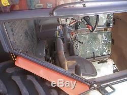 Very Nice Kubota M 110 4x4 Cab Loader Tractor With 2344 Hours