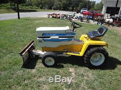 Very Nice International Cub Cadet 1650 Lawn Tractor Only 365 Hours