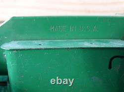 Vintage Eska John Deere Hay Baler 116 Scale Diecast Toy Great Shape