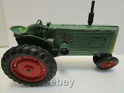 Vintage Oliver Row Crop 11 Farm Tractor